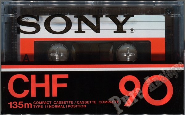 Sony CHF (1981) EUR