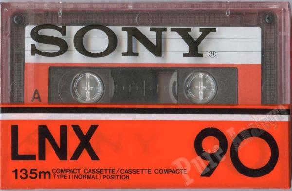 Sony LNX (1978) US