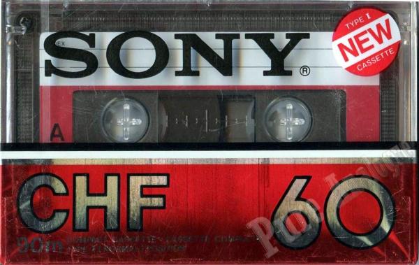 Sony CHF (1983) EUR