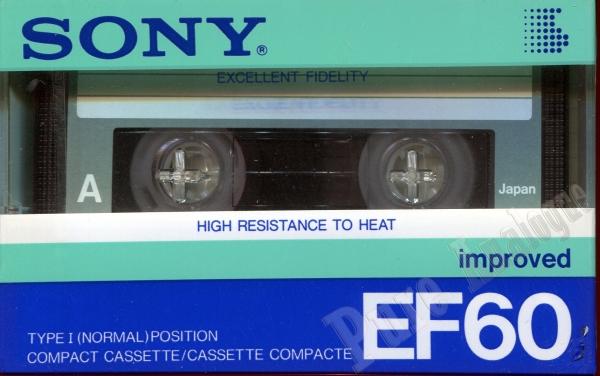 Sony EF (1986) EUR