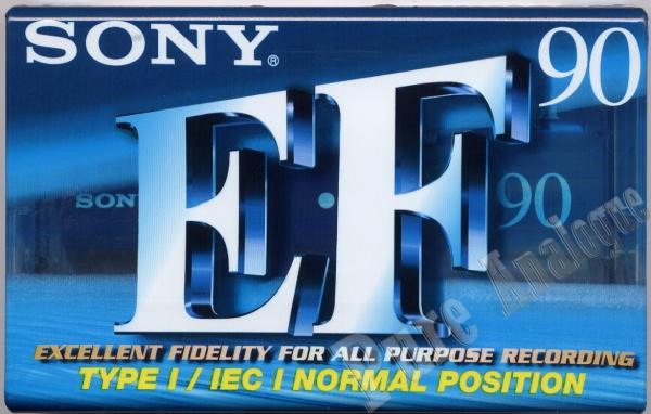 Sony Super EF (2005) EUR