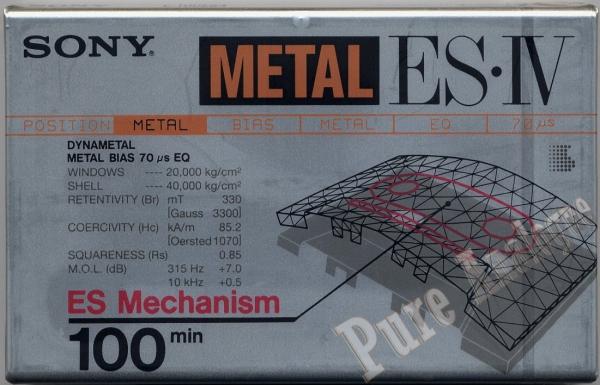 Sony ES-IV (1992) JAP