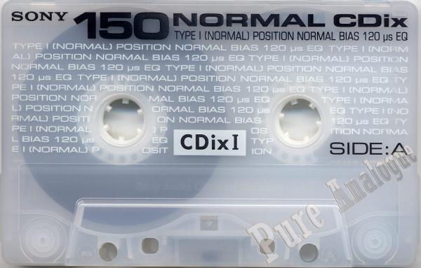 Sony CDix I (1997) JAP