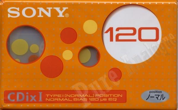 Sony CDix I (2001) JAP