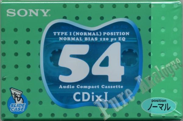 Sony CDix I (1999) JAP