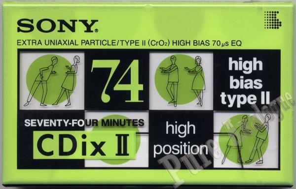 Sony CDix II (1992) Japan
