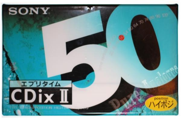 Sony CDix II (1995) Japan