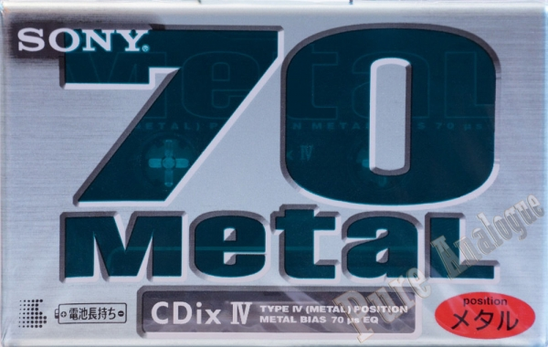 Sony CDix IV (1997) Japan