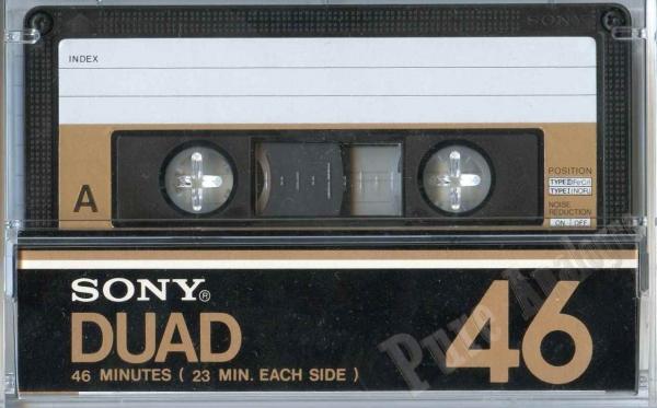 Sony Duad (1978) JAP