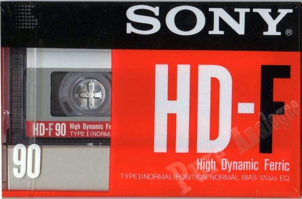 Sony HD-F (1990) EUR