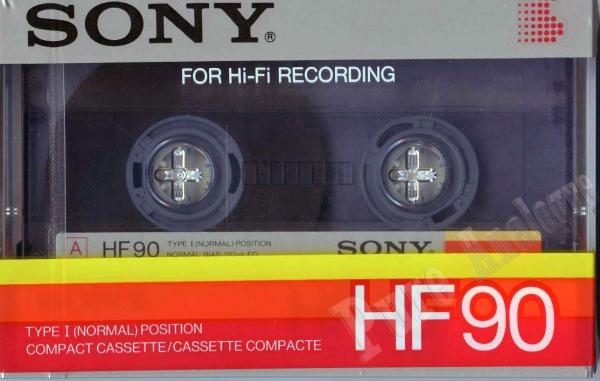 Sony HF (1985) EUR