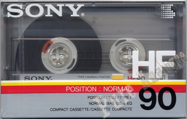 Sony HF (1986) EUR/US/JAP