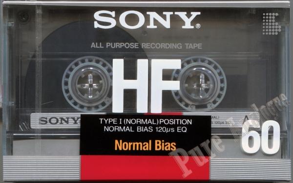 Sony HF (1988) EUR