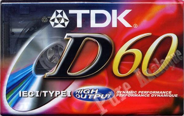 TDK D (1997) US