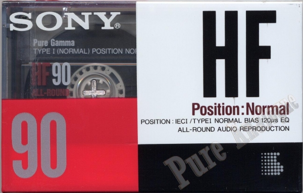Sony HF (1990) EUR