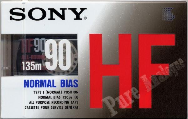 Sony HF (1990) US