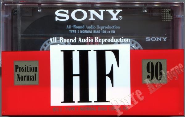 Sony HF (1992) EUR