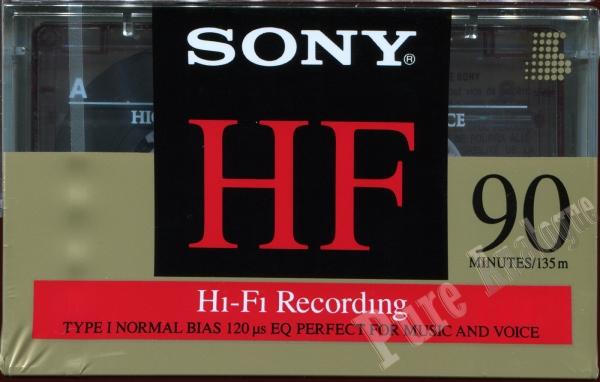 Sony HF (1992) US