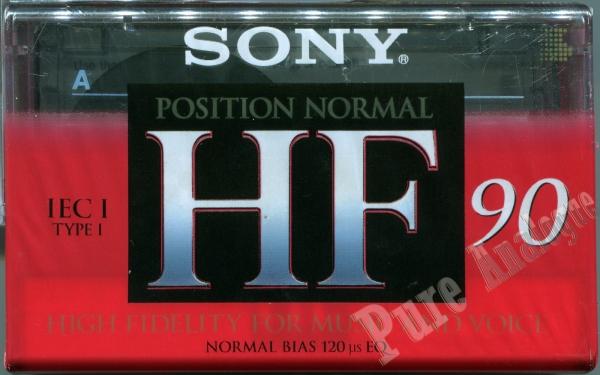 Sony HF (1995) EUR