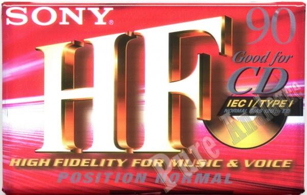 Sony HF (2005) EUR