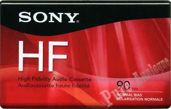 Sony HF (2012) US, EUR