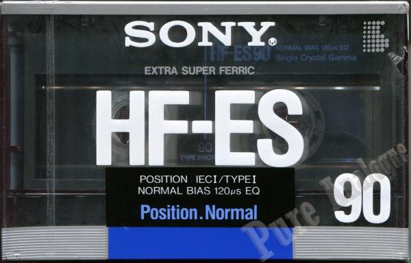 Sony HF-ES (1988) EUR