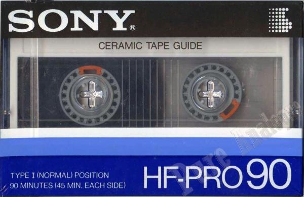 Sony HF-Pro (1985) JAP