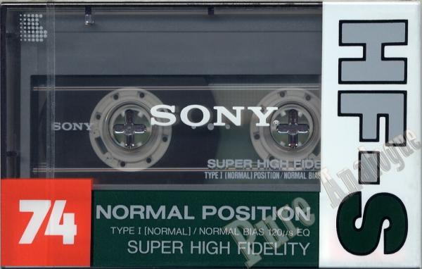 Sony HF-S (1989) JAP