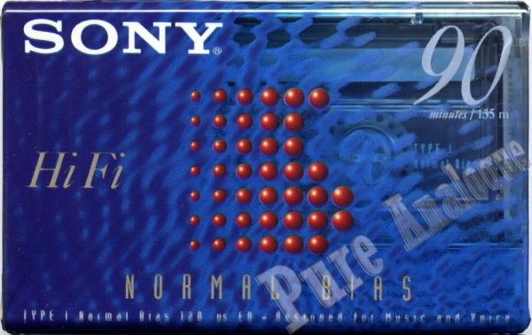 Sony HiFi (1996) US