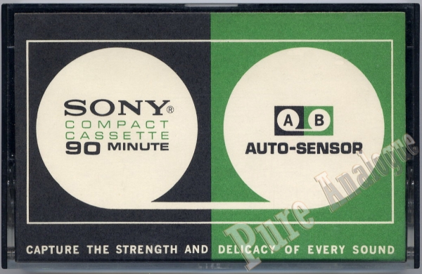 Sony LN (1968) EUR Low-Noise (Auto-Sensor)