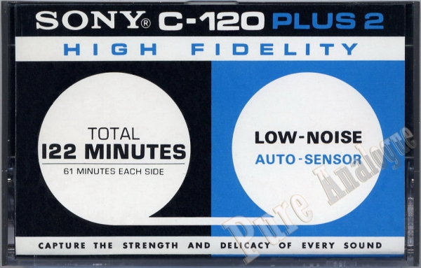 Sony LN (1974) US Low-Noise (Auto-Sensor)