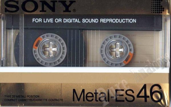 Sony Metal-ES (1985) EUR