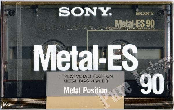 Sony Metal-ES (1988) JAP