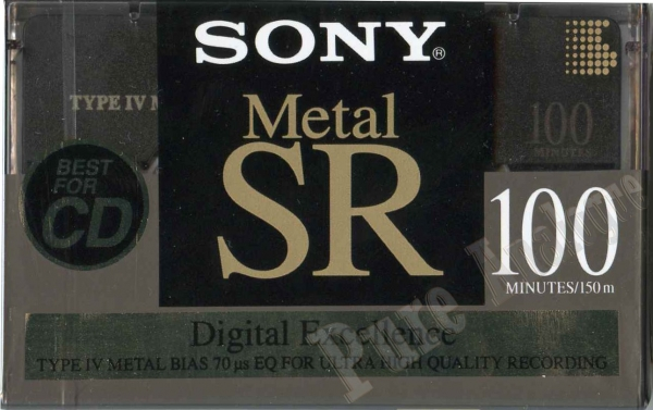 Sony Metal-SR (1992) US