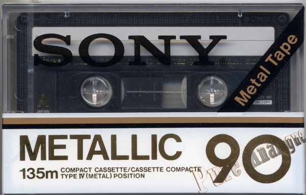 Sony Metallic (1978) US