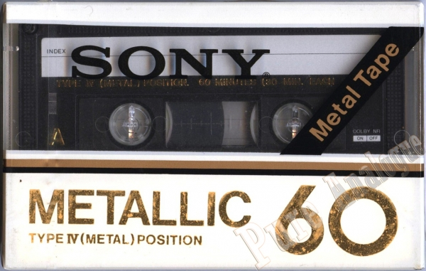 Sony Metallic (1978) JAP