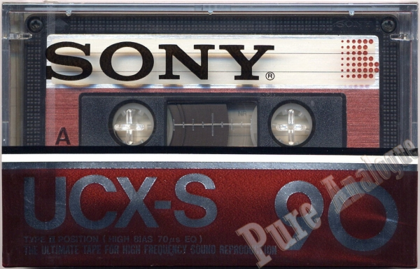 Sony UCX-S (1982) US