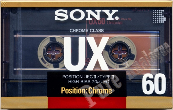 Sony UX (1988) EUR