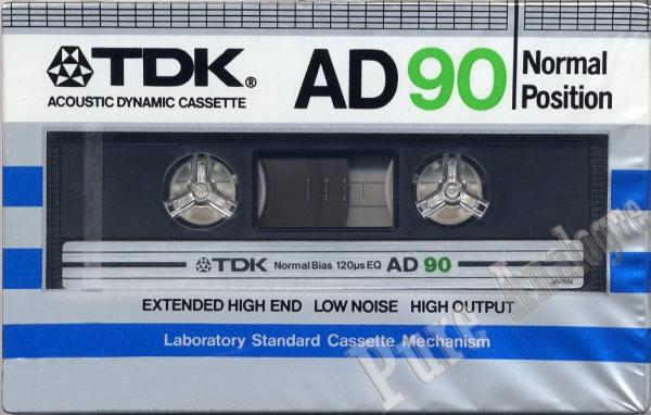 TDK AD (1982) EUR