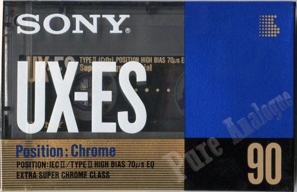 Sony UX-ES (1990) EUR