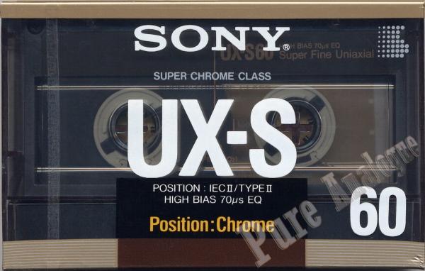 Sony UX-S (1988) EUR