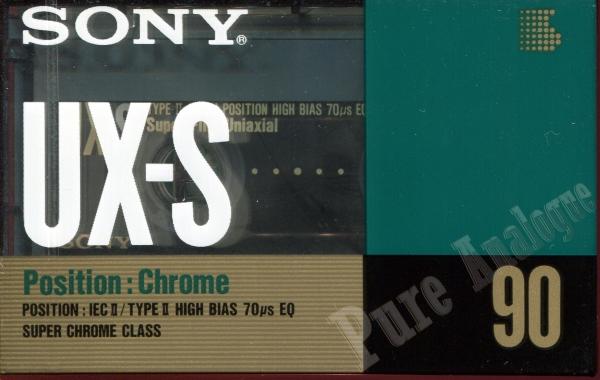 Sony UX-S (1991) EUR