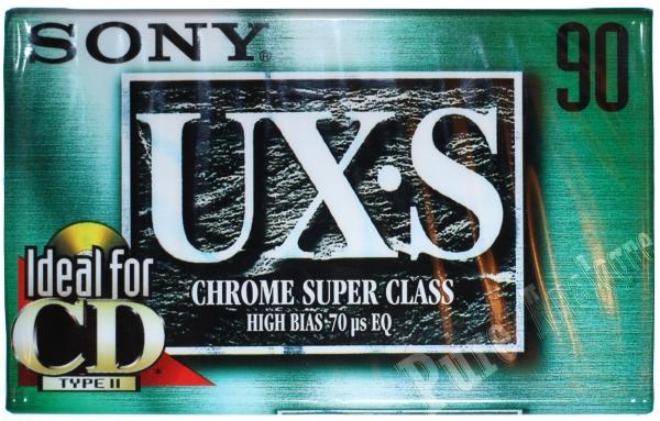 Sony UX-S (1998) EUR