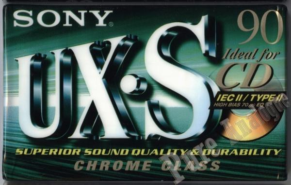 Sony UX-S (1999) EUR