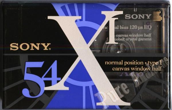 Sony XI (1993) JAP
