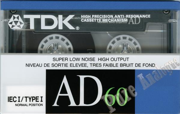 TDK AD (1988) EUR