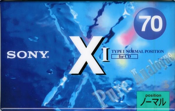 Sony XI (1994) JAP