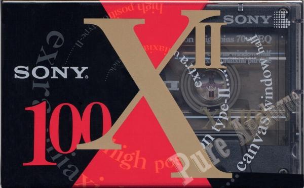 Sony XII (1993) JAP