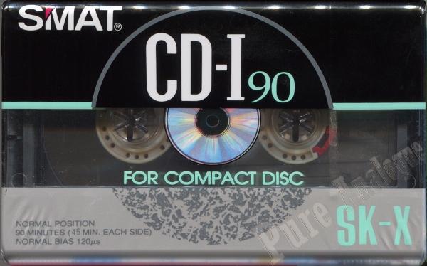 Smat SKX (1990) Korea CD-I