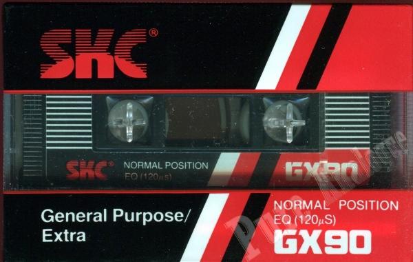 SKC GX (1984) EUR